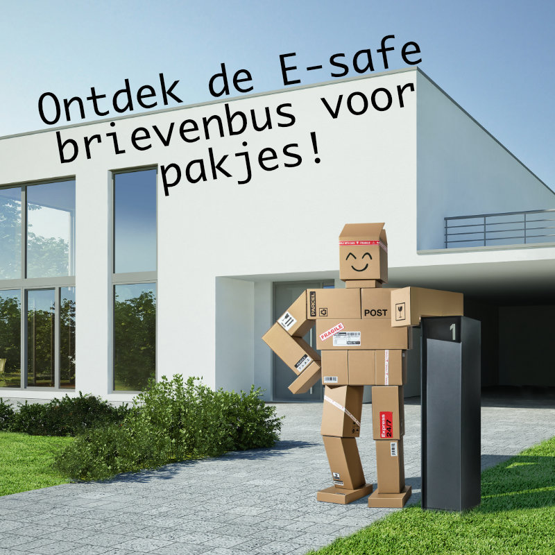 E-safe brievenbus